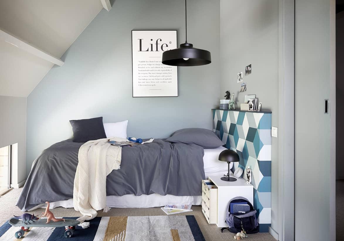 Quelle est la taille minimum pour aménager une chambre sous les combles ?