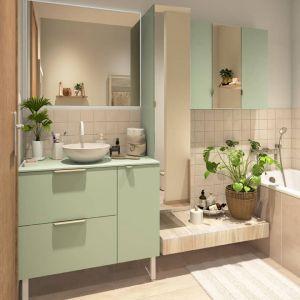 Comment faire entrer la lumière dans une salle de bains sans fenêtres ?