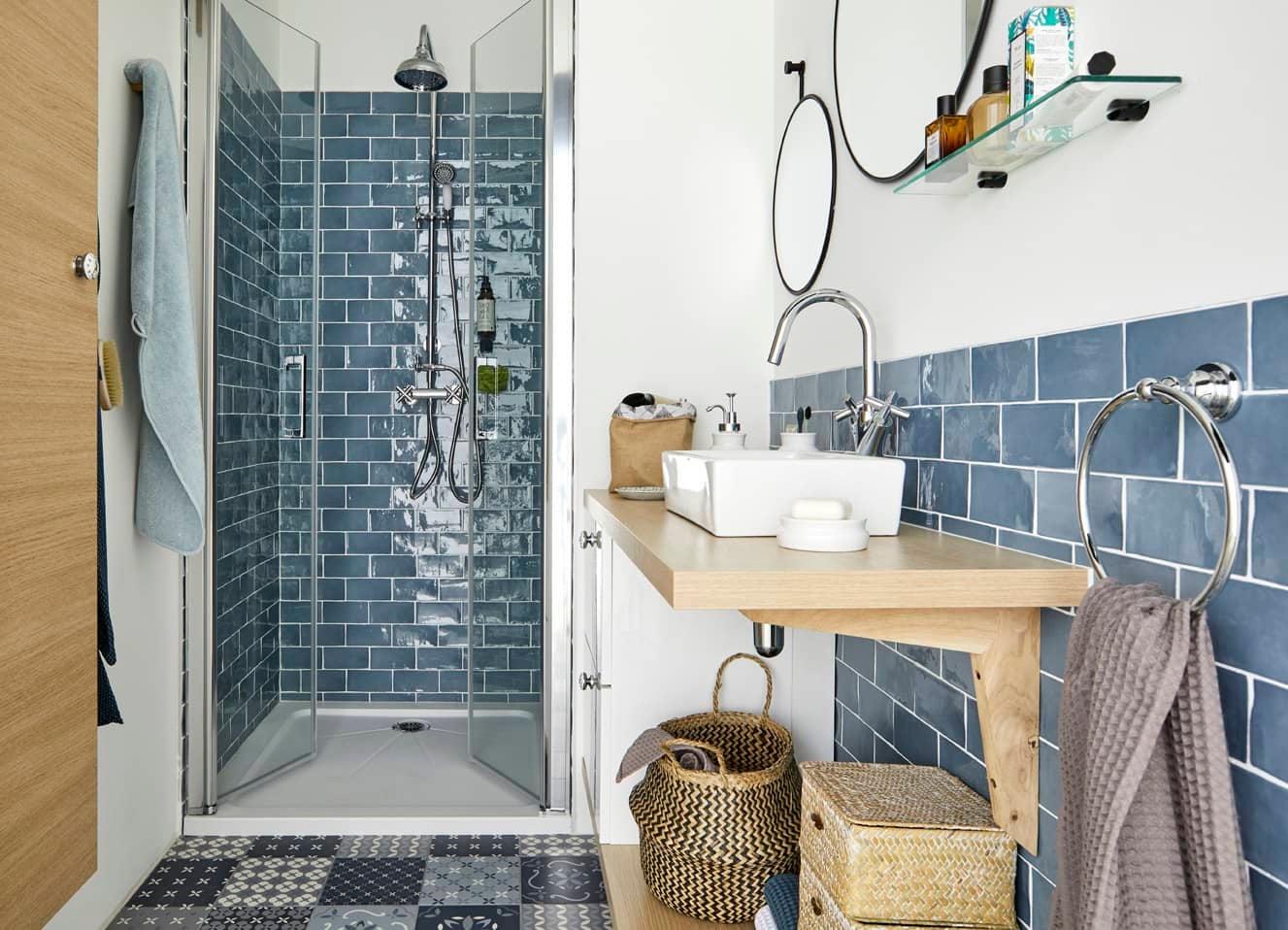 Quel est le prix d'une rénovation de salle de bains ?