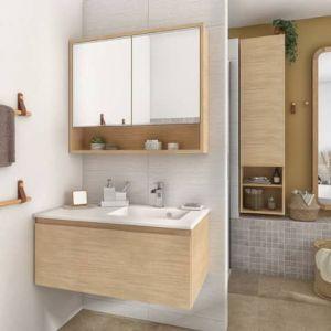 Idée n°3 : rénover et relooker une salle de bains ancienne
