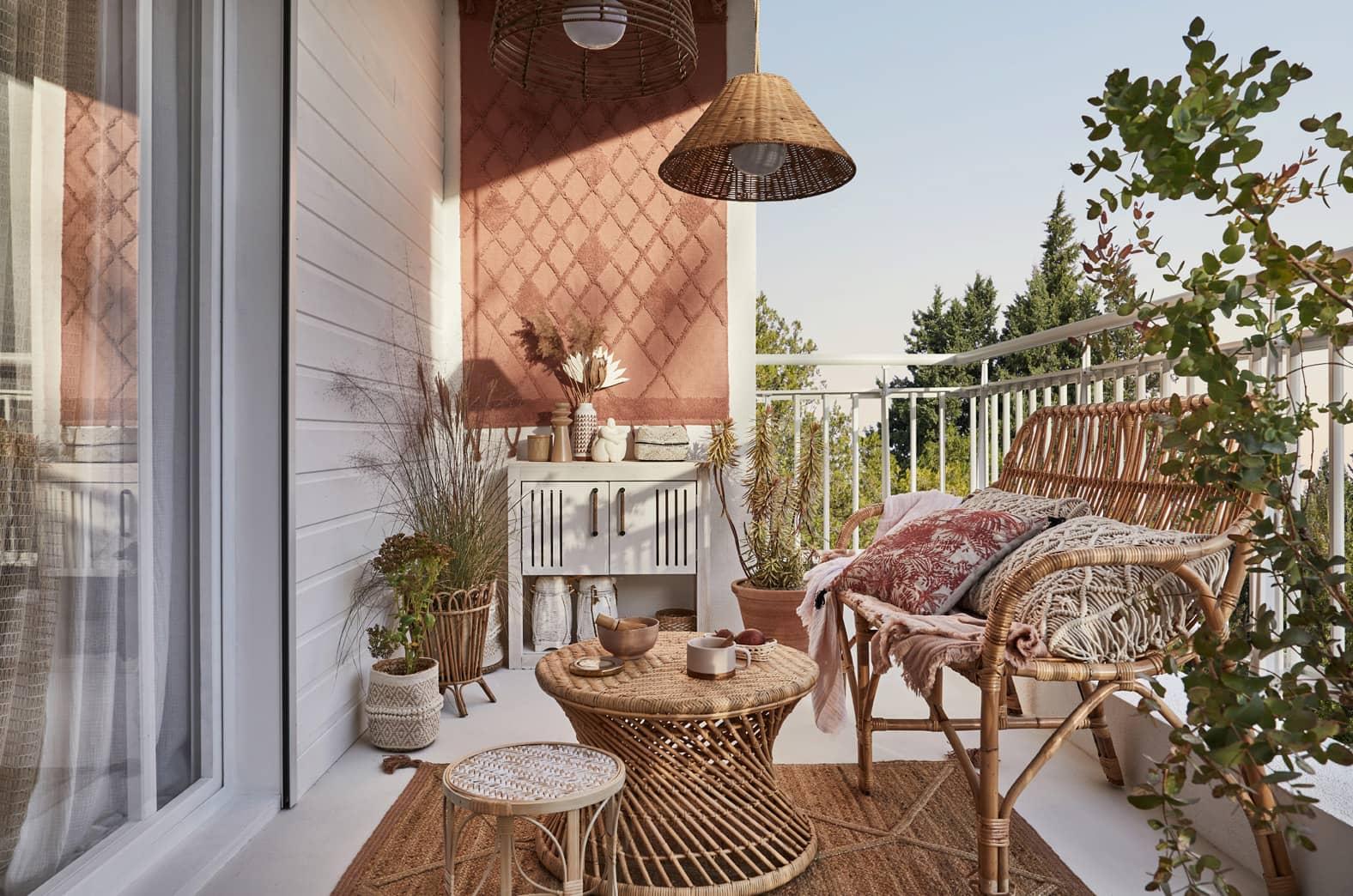Comment rénover un balcon existant en béton ?