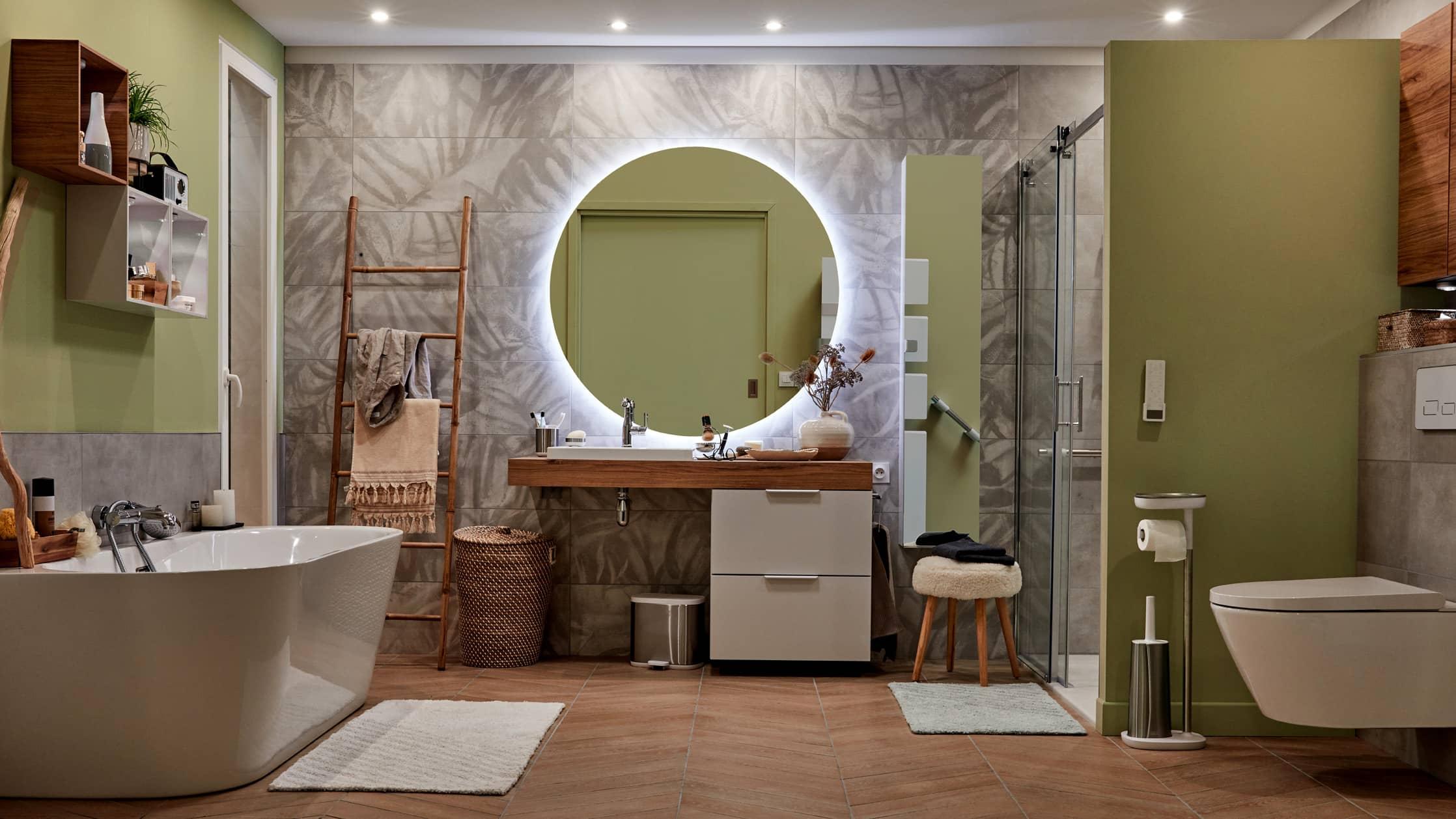 Améliorer la luminosité de sa salle de bains : astuces et conseils en rénovation